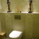Sfeervol toilet