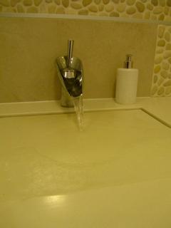 Luxe toiletkraan